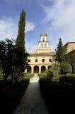 Abadía cisterciense de Cañas, La Rioja, Imagen de archivo