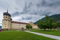 Abadía cisterciense de Stams en Imst, Austria Fotos de archivo libres de regalías