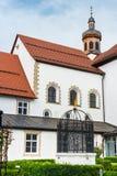 Abadía cisterciense de Stams en Imst, Austria Fotografía de archivo libre de regalías