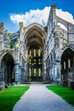 Abadía cisterciense de Villers Fotografía de archivo libre de regalías