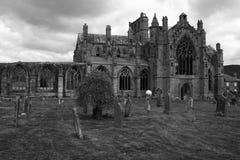 Abadía cisterciense del ` s de St Mary Imagen de archivo