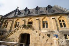 Abadía cisterciense del trapista orval de la cerveza de Notre Dame Bélgica Fotos de archivo libres de regalías