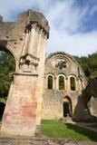Abadía cisterciense del trapista orval de la cerveza de Notre Dame Bélgica Imagenes de archivo
