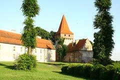 Abadía cisterciense en Sulejow Fotografía de archivo