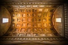 Abadía, Convento de Cristo Fotografía de archivo