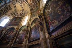Abadía, Convento de Cristo Fotos de archivo