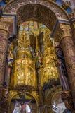 Abadía, Convento de Cristo Foto de archivo