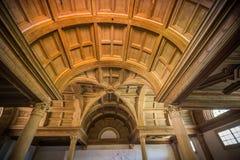 Abadía, Convento de Cristo Foto de archivo libre de regalías