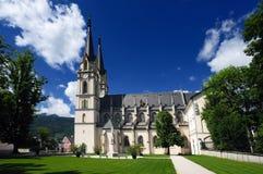 Abadía de Admont Fotos de archivo