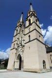 Abadía de Admont Imágenes de archivo libres de regalías