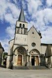 Abadía de Ambronay Fotografía de archivo