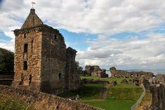 Abadía de Arbroath, Escocia Imagen de archivo libre de regalías