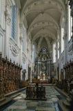 Abadía de Averbode, Bélgica Imagen de archivo libre de regalías