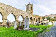 Abadía de Baltinglass en Irlanda Imagen de archivo libre de regalías
