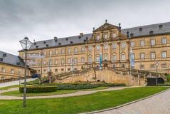 Abadía de Banz, Alemania Fotografía de archivo