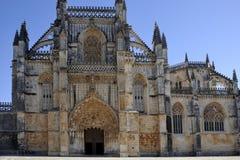 Abadía de Batalha Foto de archivo libre de regalías