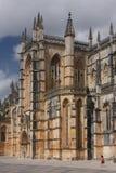 Abadía de Batalha Imagen de archivo