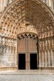 Abadía de Batalha Santa Maria da Vitoria Dominican, Portugal Imagen de archivo