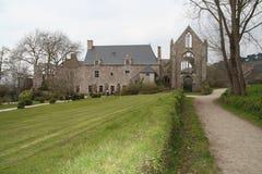Abadía de Beauport Foto de archivo