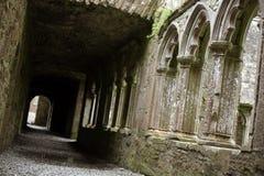 Abadía de Bective Imágenes de archivo libres de regalías