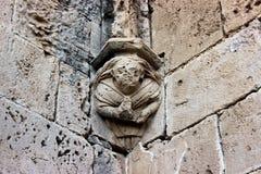 Abadía de Bellapais Fotografía de archivo