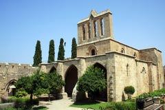 Abadía de Bellapais Fotos de archivo libres de regalías