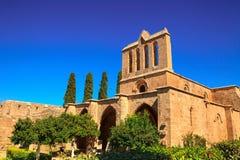 Abadía de Bellapais Imágenes de archivo libres de regalías