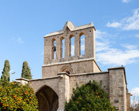 Abadía de Bellapais Imagen de archivo