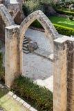 Abadía de Bellapais Fotos de archivo
