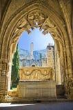 Abadía de Bellapais en Chipre septentrional Foto de archivo