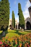 Abadía de Bellapais, Kyrenia Fotografía de archivo libre de regalías