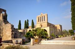 Abadía de Bellapais, Kyrenia Imágenes de archivo libres de regalías