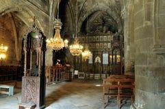 Abadía de Bellapais, Kyrenia Fotografía de archivo