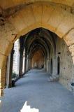 Abadía de Bellapais, Kyrenia Imagen de archivo libre de regalías