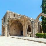Abadía de Bellapais, Kyrenia, Chipre del norte Imagen de archivo libre de regalías