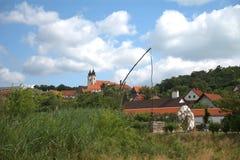Abadía de Benedectine, Tihany, Hungría Imagen de archivo