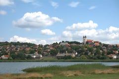 Abadía de Benedectine, Tihany, Hungría Fotos de archivo libres de regalías