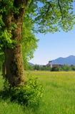 Abadía de Benediktbeuern Imagenes de archivo
