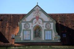 Abadía de Benediktbeuern, Alemania Imagen de archivo
