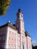 Abadía de Birnau Fotos de archivo