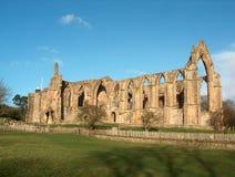 Abadía de Bolton Imagen de archivo