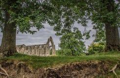 Abadía de Bolton en Yorkshire, Inglaterra Imagen de archivo
