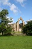 Abadía de Bolton, Yorkshire. Foto de archivo