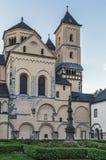 Abadía de Brauweiler, Alemania Imagenes de archivo