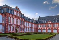 Abadía de Brauweiler, Alemania Imagen de archivo libre de regalías