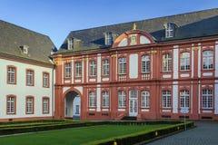 Abadía de Brauweiler, Alemania Imagen de archivo