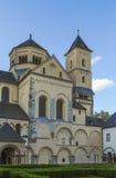 Abadía de Brauweiler, Alemania Fotografía de archivo libre de regalías