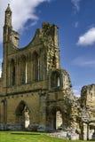 Abadía de Byland Imagen de archivo