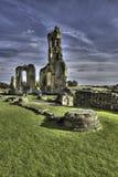 Abadía de Byland, North Yorkshire, Inglaterra Imagen de archivo libre de regalías