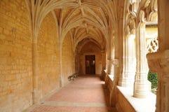 Abadía de Cadouin en Perigord Fotos de archivo